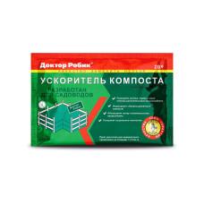 Доктор Робик Ускоритель компоста 60 гр